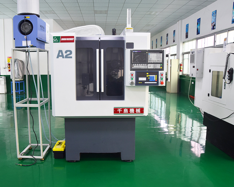 2 Axis CNC Tool Grinding Machine